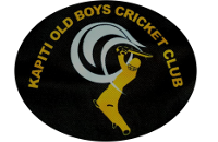 Kapiti Old Boys Cricket Club Logo alpha 200x200